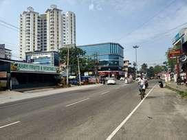 15 cents of land at new kathrikadav thamanm road behind Kaloor stadium