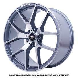 Velg Mobil Mercy, Mazda CX9 dll Ring 20 HSR BIELEFELD