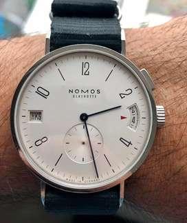 NOMOS Tangomat GMT