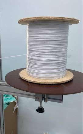 Flat nose wire for machine. 3 MM size