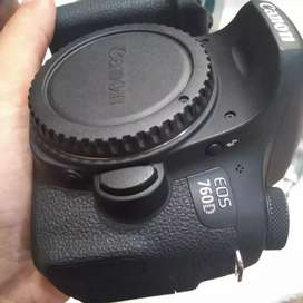 Kamera Canon EOS 760D Like New