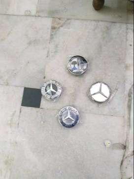 Mercedes Wheel Cap 4 Piece