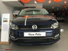 New Polo Fog Lamp with chrome cover