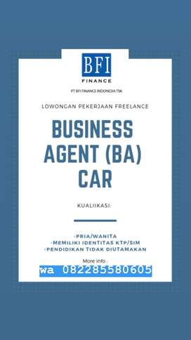 Business Agent Marketing BFI