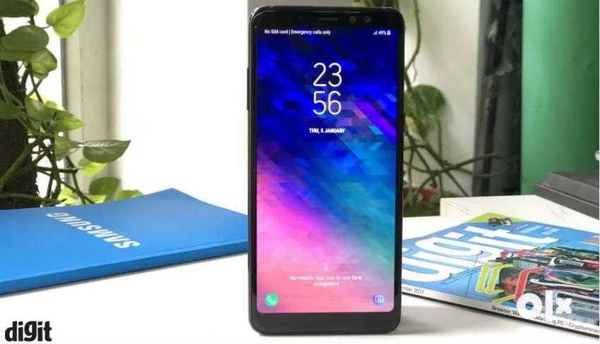 Samsung Galaxy A8+ 0