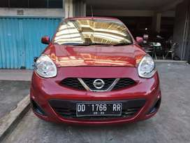 Promo DP9JT! Nissan March 1.2 L XS 2017/ 2018 TT brio agya ayla mirage