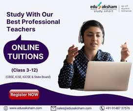 Best Online Tuition Classes for Class 3-12