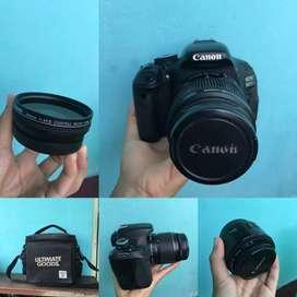 canon eos 600D full set