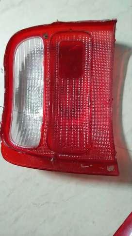 Maruti Zen Tail Lamp Pair New