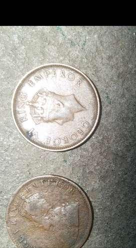 ऐतिहासिक सिक्के