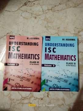New condition class 11 mathematics books