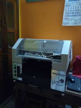 Digital Direct To Garment DTG Printer machine for T-shirt printing