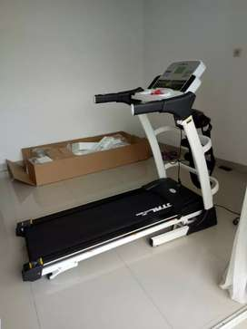 TL 630 Treadmill elektrik white edition