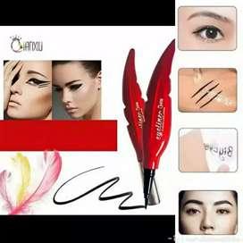 Qianxiu eyeliner super waterproof spidol