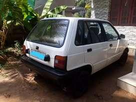 Maruti Suzuki 800 1994 Petrol Well Maintained . Test&tax upto2024 nov.