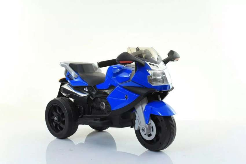 Children's electric motorbike 2-8 year old child charging ride a toy c 0