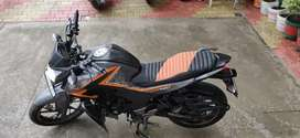 Cb hornet 160cc front and rear disc brake all new condition