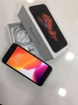 APPLE IPHONE 6S-64GB FLAWLESS CONDITION&₹