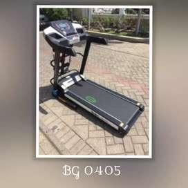 Treadmill Elektrik Montana // Radea TR 10R56