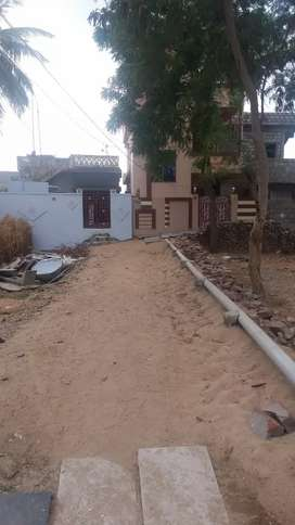 Independent house for rent in main capital region.      THULLUR