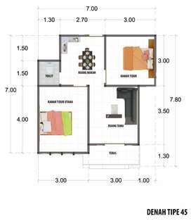 Rumah mewah berkualitas