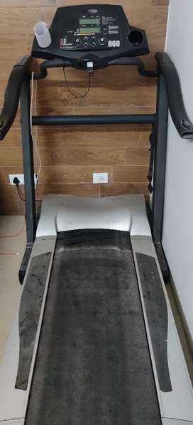 Automatic treadmill