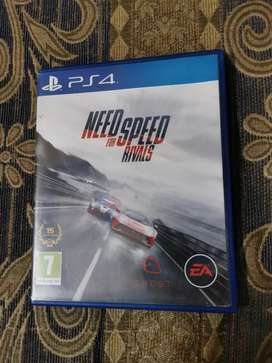Ps4 game NFS RIVAL