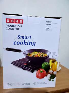 Brand new Usha Induction Cooktop