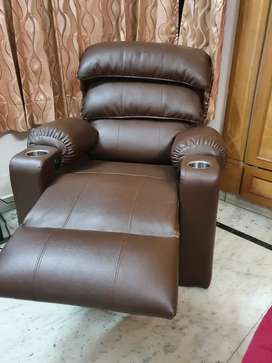Electric resting chair
