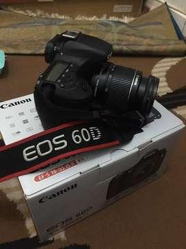 Canon EOS 60D Kit EF-S 18-55 IS II