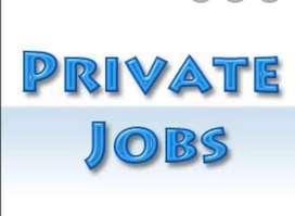 PRIVATE JOB