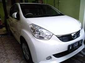 Daihatsu Sirion 2013 Type M putih
