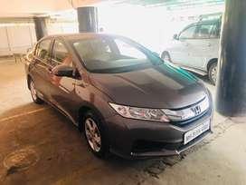 Honda City VX diesel