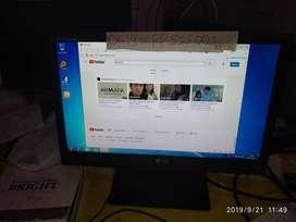 LCD monitor OK 19 inc