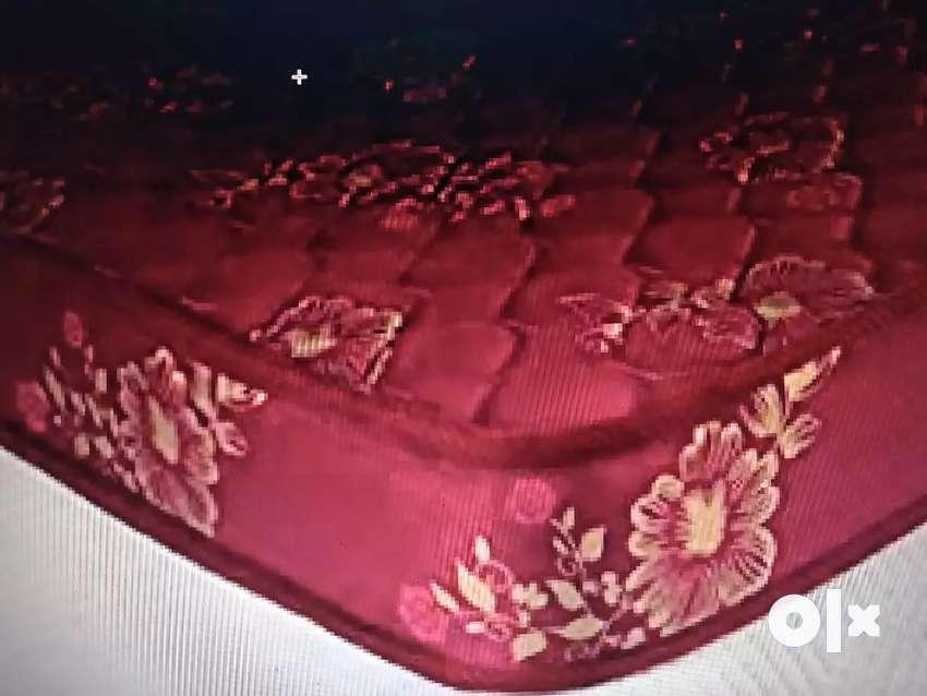 Foam/coir mattress, 6 X 4 feet, 72 X 48 inch 0