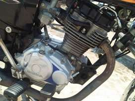 Honda 125used clear good condition