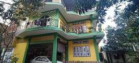 House for rent/ office purpose.(for bachelor & family )
