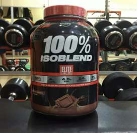 EL Iso Blend 4 lb Isoblend lbs whey isolate elite labs USA cutting