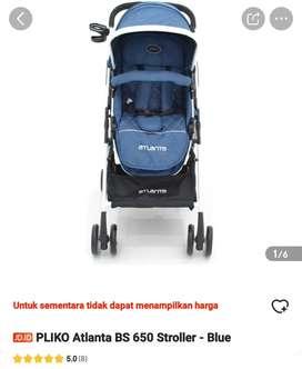 Stroller pliko murah