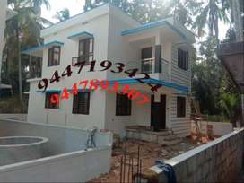 New 4 bedroom house  at Kozhikode - Parambil bazar.Price: 54 Lakhs
