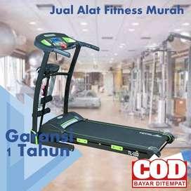 Treadmill Elektrik Total Fitness 2 hp TL 133 LIMITED EDITION