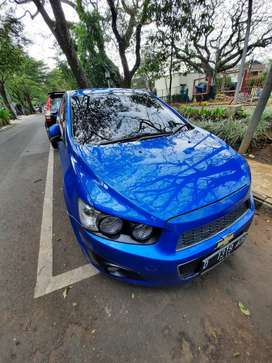 Chevrolet Aveo Sonic 2015 LT Manual