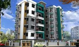 2 BHK flat for  sell in near Durgapur Bidhannagar.