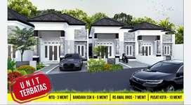 Rumah mewah tengah kota pekanbaru jl parit indah  dekat ke sudirman