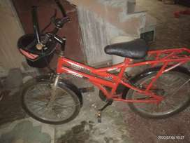 Avon cycle in red color