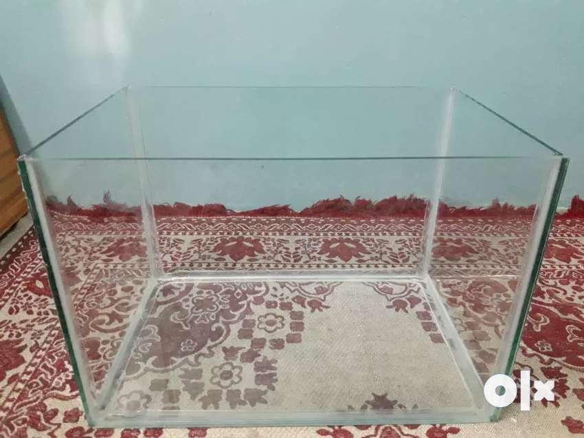NEW GLASS 1.5 FEET FISH AQUARIUM SALE 0