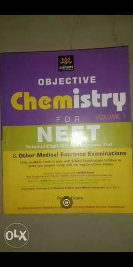 ARIHANT CHEMISTRY for Class 12th JEE and NEET