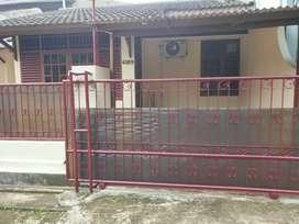 Rumah Asri di Villa Pertiwi Depok