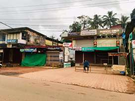 Sale on madanthyar NH73 of commercial building opp to bus stop highway
