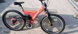 Orient Heavy Bicycle MT 360 near roomipark sadar rawalpindi govt flats